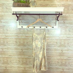 Vintage Victoria Secret silk camisole nighty gown